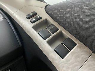 2010 Toyota Yaris NCP91R 08 Upgrade YRX Red 5 Speed Manual Hatchback