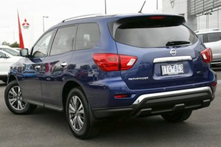 2020 Nissan Pathfinder R52 Series III MY19 ST X-tronic 2WD Caspian Blue 1 Speed Constant Variable.