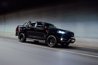 2020 Mazda BT-50 TFS40J XTR True Black 6 Speed Sports Automatic Utility
