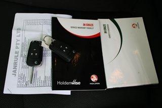 2014 Holden Cruze JH Series II MY14 Equipe Blue 5 Speed Manual Sedan.