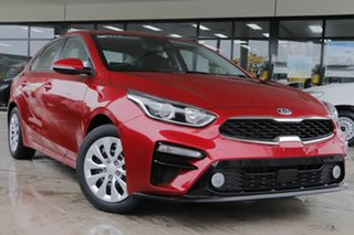 2019 Kia Cerato BD MY19 SI Runway Red 6 Speed Sports Automatic Sedan.