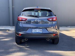 2020 Mazda CX-3 DK2W7A Maxx SKYACTIV-Drive FWD Sport Polymetal Grey 6 Speed Sports Automatic Wagon