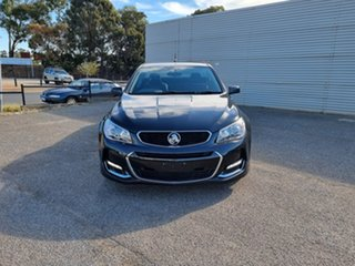 2015 Holden Ute VF II MY16 SV6 Ute Black 6 Speed Sports Automatic Utility