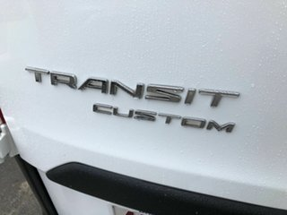 2015 Ford Transit Custom VN 290S Low Roof SWB White 6 Speed Manual Van