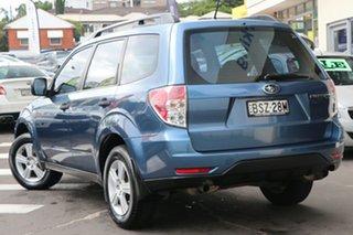2010 Subaru Forester S3 MY10 X AWD Blue 4 Speed Sports Automatic Wagon.
