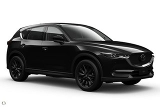 2021 Mazda CX-5 KF4WLA GT SKYACTIV-Drive i-ACTIV AWD SP Black 6 Speed Sports Automatic Wagon