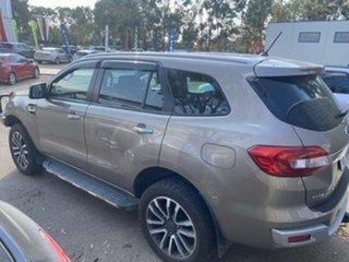2018 Ford Everest UA II MY19 Titanium (4WD 7 Seat) 10 Speed Auto Seq Sportshift SUV