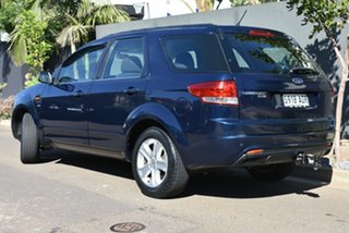 2011 Ford Territory SZ TX Seq Sport Shift AWD Blue 6 Speed Sports Automatic Wagon.