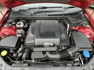 2012 Holden Commodore VE II MY12.5 Omega Red 6 Speed Automatic Sportswagon