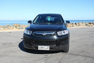 2011 Holden Captiva CG Series II 7 SX Black 6 Speed Sports Automatic Wagon
