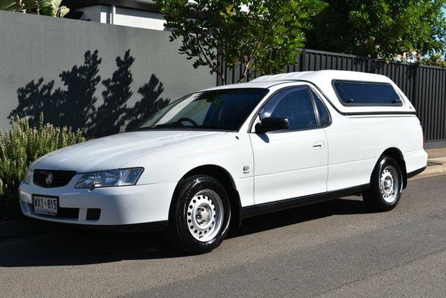 Used Holden Ute VY Brighton, 2003 Holden Ute VY White 5 Speed Manual Utility