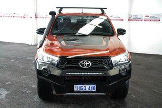Toyota Hilux Inferno Dual Cab.