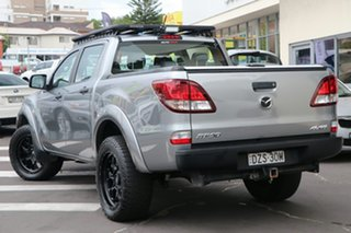 2018 Mazda BT-50 UR0YG1 XT Aluminium 6 Speed Sports Automatic Utility.