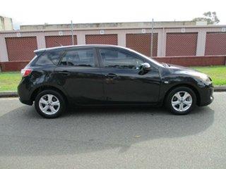 2012 Mazda 3 BL10F2 MY13 Neo Black 6 Speed Manual Hatchback.