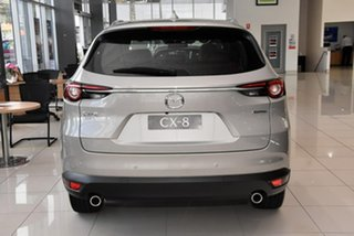 2021 Mazda CX-8 KG2W2A GT SKYACTIV-Drive FWD 6 Speed Sports Automatic Wagon.