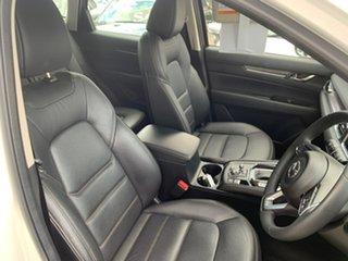 2017 Mazda CX-5 KF4WLA GT SKYACTIV-Drive i-ACTIV AWD White 6 Speed Sports Automatic Wagon