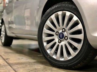 2011 Ford Fiesta WT LX PwrShift Silver 6 Speed Sports Automatic Dual Clutch Hatchback