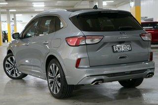 2020 Ford Escape ZH 2021.25MY Vignale Solar Silver 8 Speed Sports Automatic SUV.