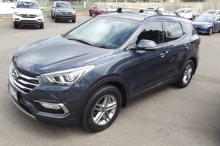 2018 Hyundai Santa Fe DM5 MY18 Active Blue 6 Speed Sports Automatic Wagon