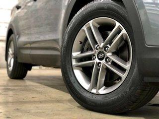 2017 Hyundai Santa Fe DM3 MY17 Active Grey 6 Speed Sports Automatic Wagon.