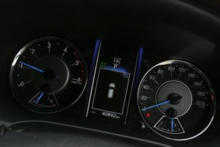 2017 Toyota Fortuner GUN156R MY18 GXL Glacier White 6 Speed Automatic Wagon