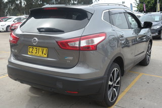 2015 Nissan Qashqai J11 TI Grey 1 Speed Constant Variable Wagon