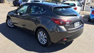 2015 Mazda 3 BM5478 Maxx SKYACTIV-Drive Grey 6 Speed Sports Automatic Hatchback.