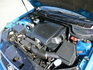 2011 Holden Commodore VE II MY12 SV6 Blue 6 Speed Sports Automatic Sedan