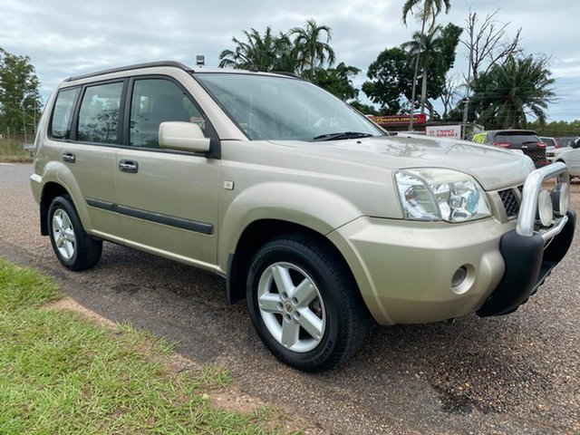 Used Nissan X-Trail T30 II MY06 ST-S 40th Anniversary Pinelands, 2006 Nissan X-Trail T30 II MY06 ST-S 40th Anniversary Gold 5 Speed Manual Wagon