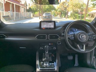2020 Mazda CX-8 KG2W2A Asaki SKYACTIV-Drive FWD Sonic Silver 6 Speed Sports Automatic Wagon