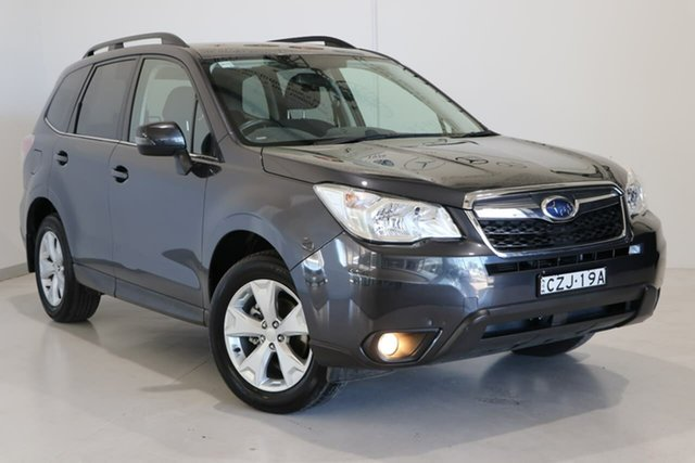 Used Subaru Forester S4 MY15 2.5i-L CVT AWD Wagga Wagga, 2015 Subaru Forester S4 MY15 2.5i-L CVT AWD Grey 6 Speed Constant Variable Wagon