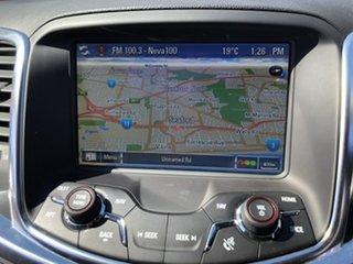 2014 Holden Ute VF MY14 SS V Ute Redline Black 6 Speed Manual Utility