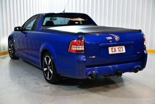 2016 Holden Ute VF II MY16 SV6 Ute Blue 6 Speed Sports Automatic Utility
