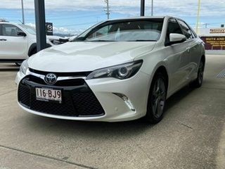 2016 Toyota Camry White 6 Speed 6 SP Semi Auto Sedan.