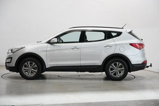 2013 Hyundai Santa Fe DM MY14 Active Silver 6 Speed Manual Wagon.