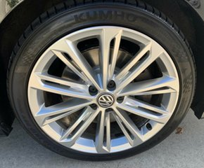2017 Volkswagen Passat 3C (B8) MY17 206TSI DSG 4MOTION R-Line Black 6 Speed