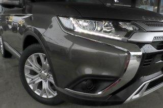 2019 Mitsubishi Outlander ZL MY20 ES 2WD Ironbark 6 Speed Constant Variable Wagon.