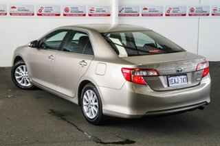 2012 Toyota Camry AVV50R Hybrid H Magnetic Bronze Continuous Variable Sedan.