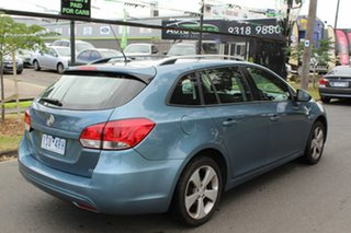 2013 Holden Cruze CD Blue Automatic Wagon