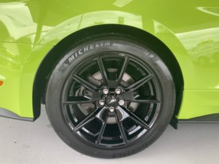 2019 Ford Mustang FN 2020MY GT Green 10 Speed Sports Automatic Fastback