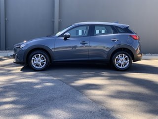 2020 Mazda CX-3 DK2W7A Maxx SKYACTIV-Drive FWD Sport Polymetal Grey 6 Speed Sports Automatic Wagon.