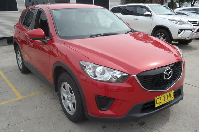 Used Mazda CX-5 KE1071 Maxx SKYACTIV-Drive Maryville, 2012 Mazda CX-5 KE1071 Maxx SKYACTIV-Drive Red 6 Speed Sports Automatic Wagon