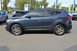 2013 Hyundai Santa Fe DM MY13 Elite Blue 6 Speed Sports Automatic Wagon