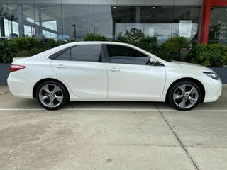 2016 Toyota Camry White 6 Speed 6 SP Semi Auto Sedan