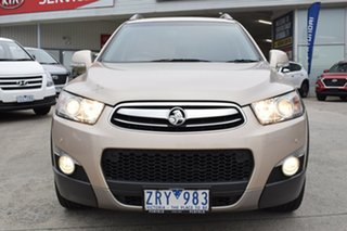2013 Holden Captiva CG MY13 7 AWD LX Gold 6 Speed Sports Automatic Wagon.
