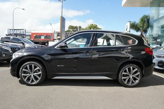 2016 BMW X1 F48 xDrive 25I Black Sapphire 8 Speed Automatic Wagon