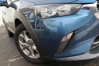 2018 Mazda CX-3 DK2W7A Neo SKYACTIV-Drive FWD Sport Eternal Blue 6 Speed Sports Automatic Wagon.