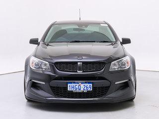 2016 Holden Special Vehicles ClubSport Gen F2 R8 LSA Black 6 Speed Manual Sedan.