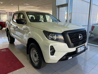 2021 Nissan Navara D23 MY21 SL White Pearl 6 Speed Manual Utility.