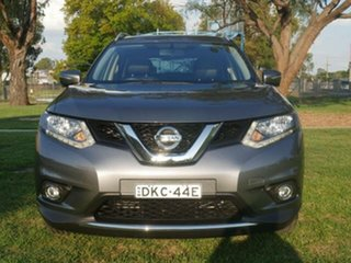 2016 Nissan X-Trail T32 ST-L (FWD) Grey Continuous Variable Wagon.